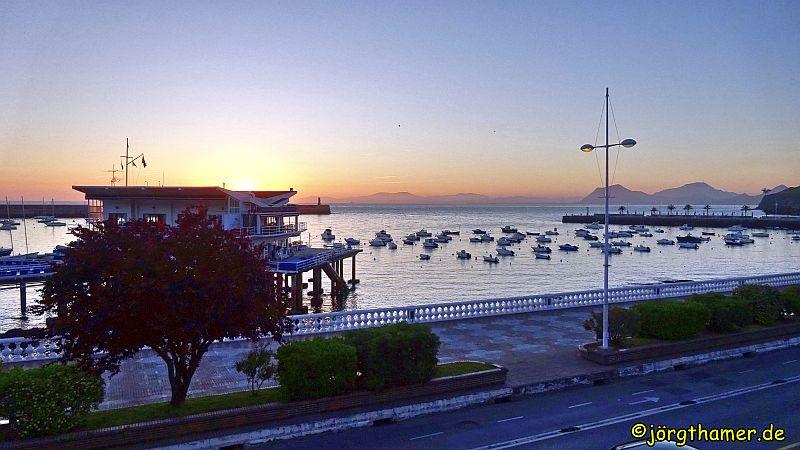 Camino del Norte Kantabrien - Marina Castro Urdiales