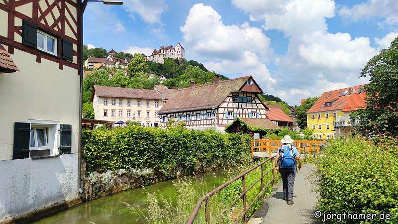 Egloffsein, Fränkische Schweiz
