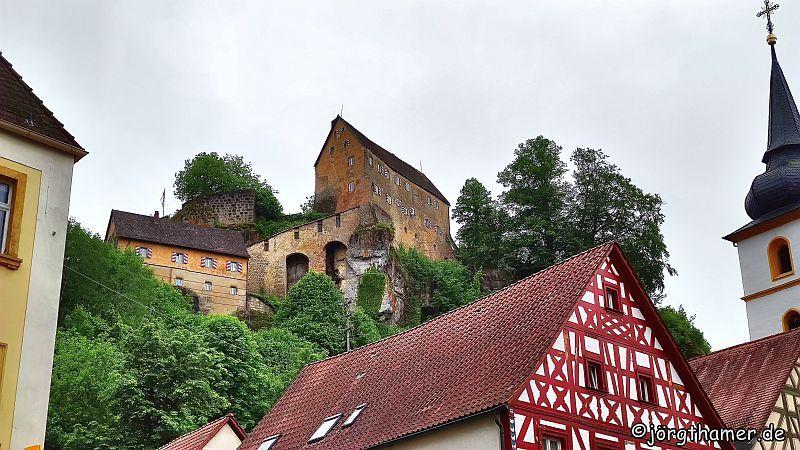 Burg Pottenstein, Fränkische Schweiz