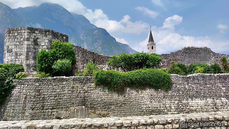 Stadtmauer Venzone