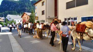 Säumertrekking Via Valtellina - Revision