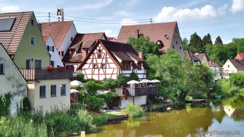 Das Hertle Haus in Harburg