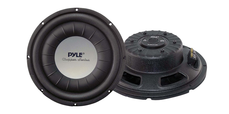 best shallow mount 12 subwoofers