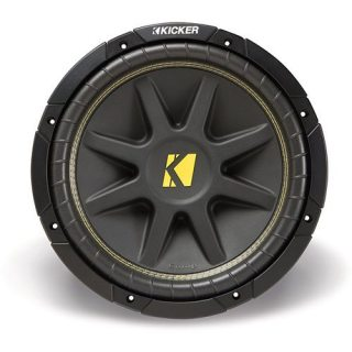"8 inch sub Kicker 10C84 (10C8-4) 8"" Single 4 ohm Car Subwoofers"