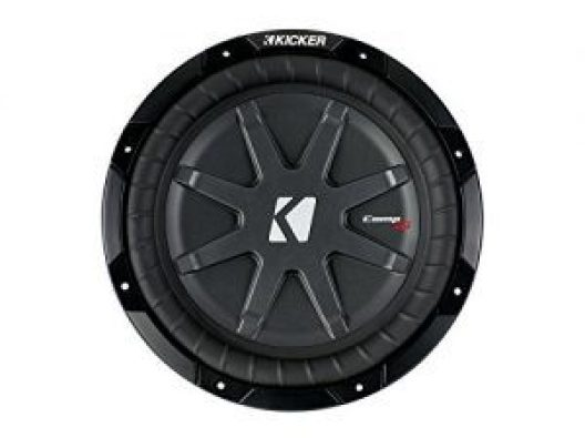 Kicker 40CWRT102 CompRT Series 10 inch Shallow Mount Subwoofer