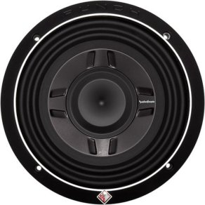 Rockford P3SD48 P3 Punch Shallow mount 8-Inch DVC 4-Ohm 8 inch sub