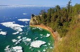 2. Pictured Rocks National Lakeshore