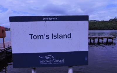 Castle Ashdale Forest, Tom's Island, Lower Lough Erne