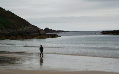 Stroove Beach, Dunagree Head