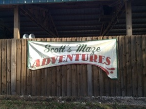 Scott's Maze Adventures