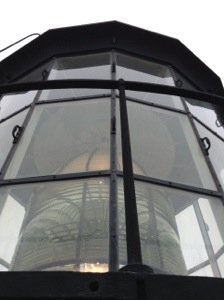 The light source of the the Lighthouse