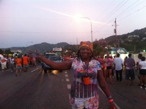 J'ouvert morning