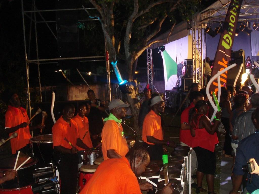 Trinidad Carnival Fete