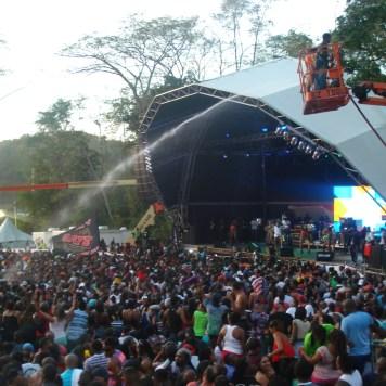 First Trinidad Carnival