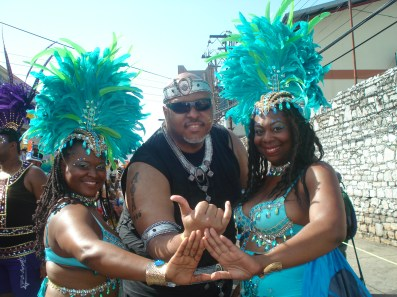 Greek Love at Carnival