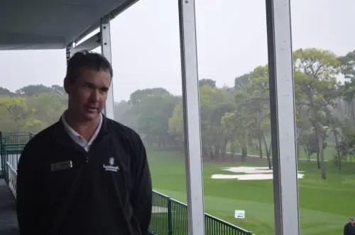 Bobby Barnes, Innisbrook Golf Director
