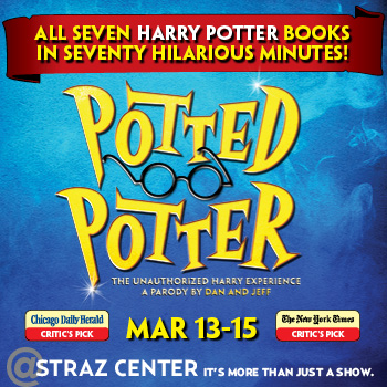 Potted Potter 350X350