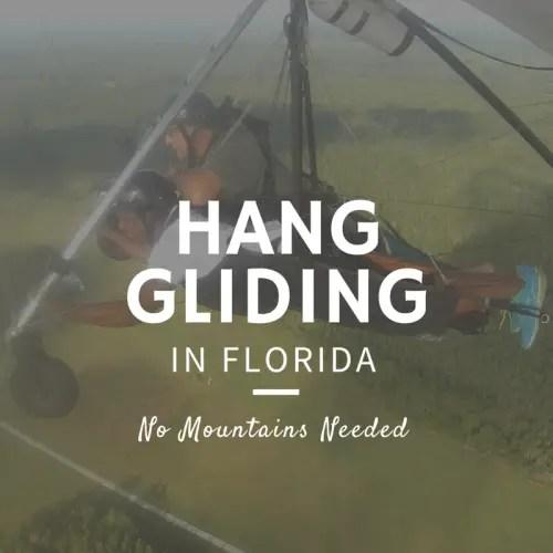 Hang Gliding in Florida