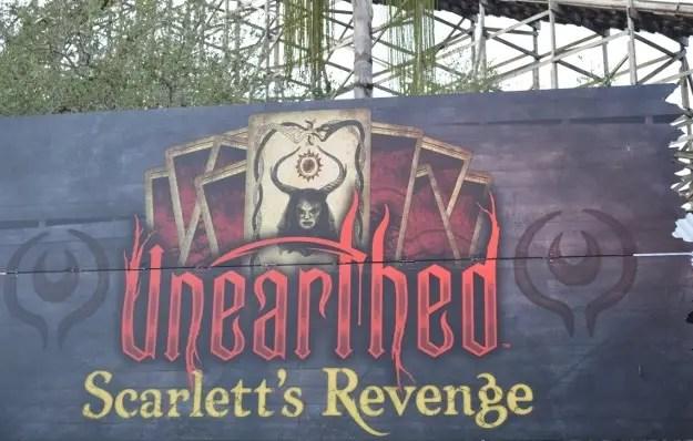 unearthed scarlett's revenge