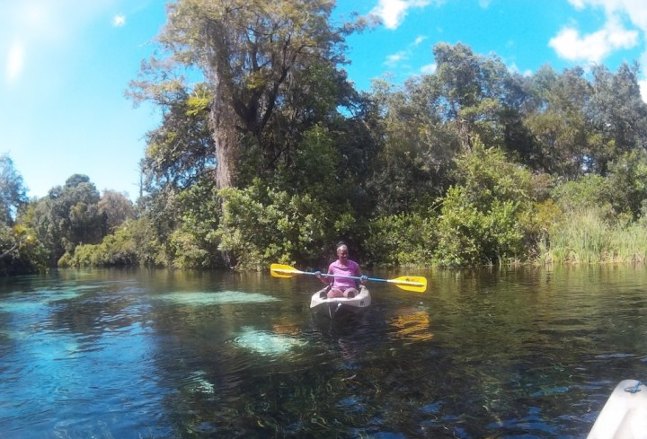 Best Place to Kayak in Florida