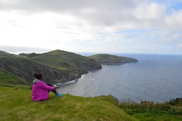 outdoorsy Diva solo trip Azore