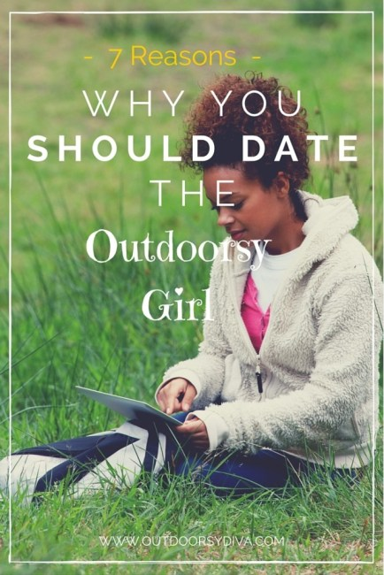 date the outdoorsy girl