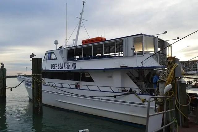 deep sea fishing florida