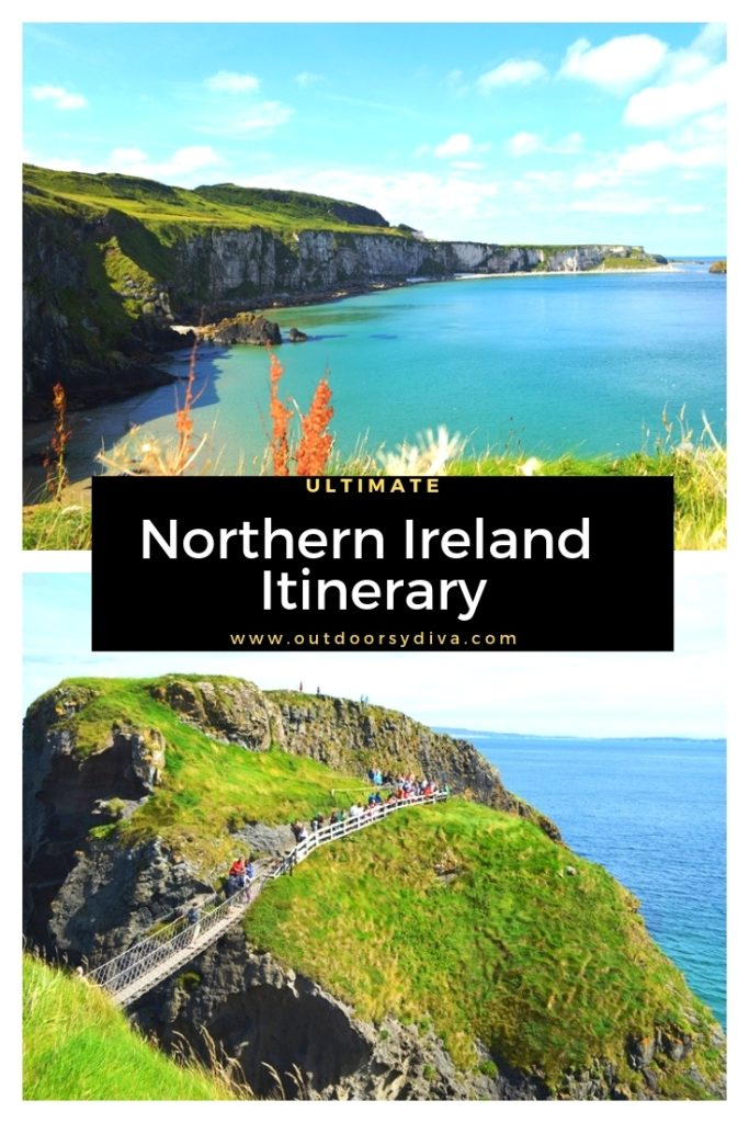 northern ireland tour from Dublin