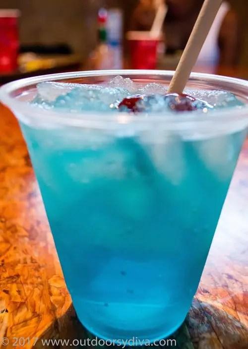 blue sangria