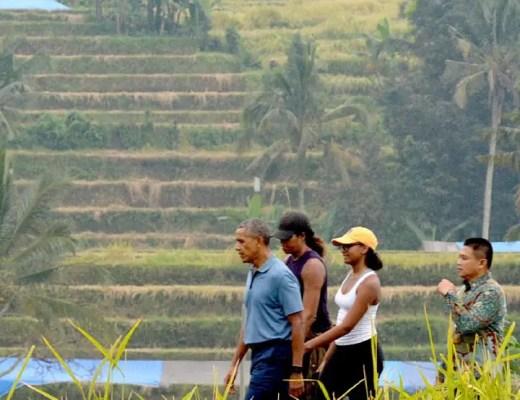 obamas vacation
