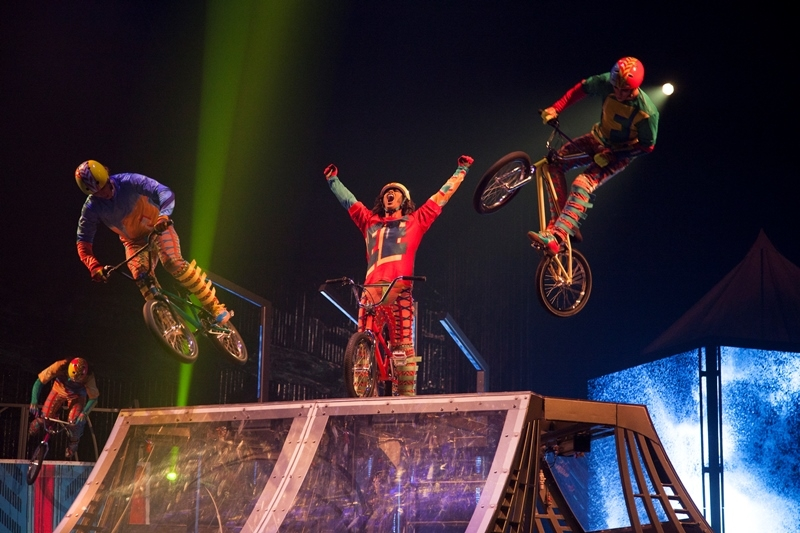 VOLTA Cirque du Soleil