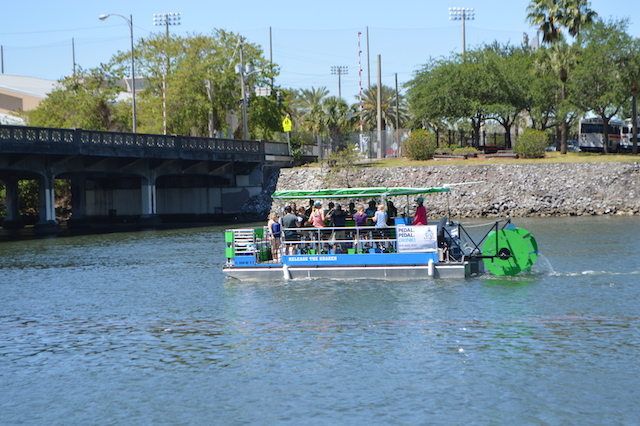 things to do in tampa tampa outdoor activities paddleboat tampa