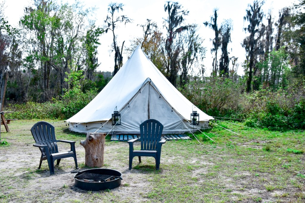 glamping in florida