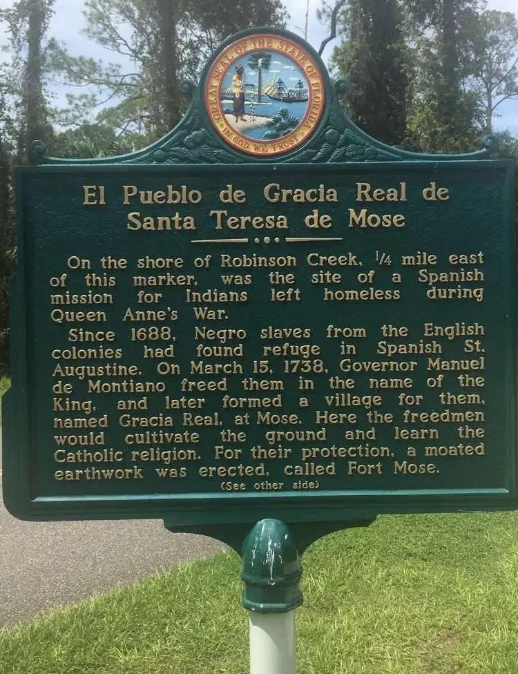 black history in florida