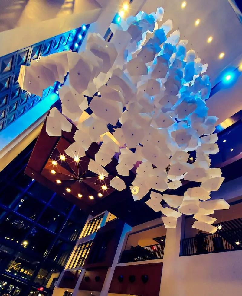 jw marriott tampa water street lobby