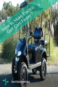 How to Make Electric Golf Cart Faster