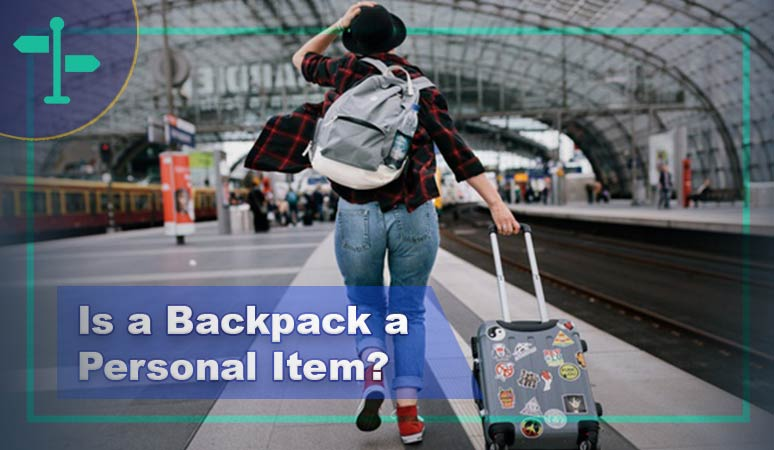 Is a Backpack a Personal Item Delta