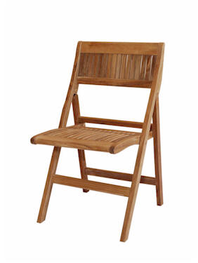 Anderson Teak Windsor Folding Chair   CHF 550F 0
