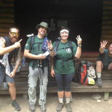 Veterans Find Peace While Thru-Hiking the Appalachian Trail