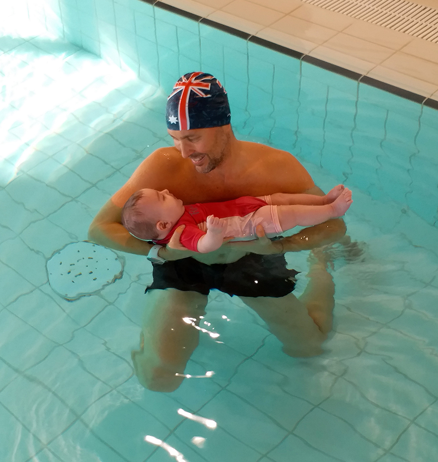 Infant Swimming Pros Cons And Precautions OutdoorUAE