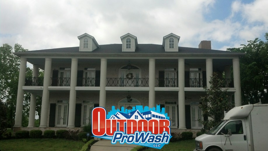 Pressure Washing Belle Meade TN