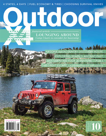 Issue 10 - Overlanding, Outdoor Off Road Magazine