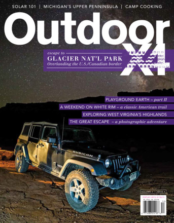 Issue 6 - Off Road, Outdoor Adventure Overlanding Travel