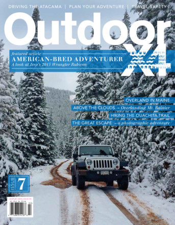 Issue 7 - American Adventurist, 4x4 Camping Magazine