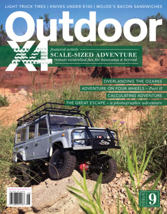 Issue 9 - American Adventurist, Off Road Camping Magazine