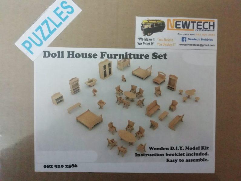 Dollhouse Furniture 001