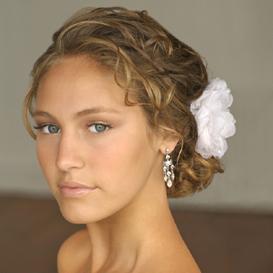 Outer Banks Hair salon wedding