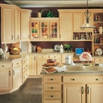 Custom Kitchens Outer Banks carries environment friendly KCMA certified Armstrong Cabinetry