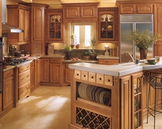Timberlake Cabinetry at Custom Kitchens Outer Banks North Carolina