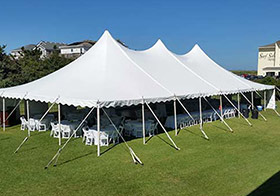 Metro Rental Wedding Tent OBX